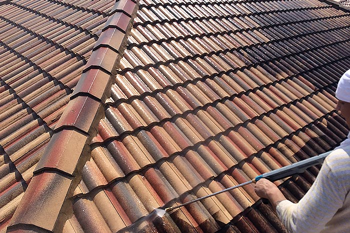 Tile Roof 2