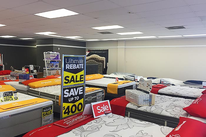 Mattress Firm Pro Service Contractors