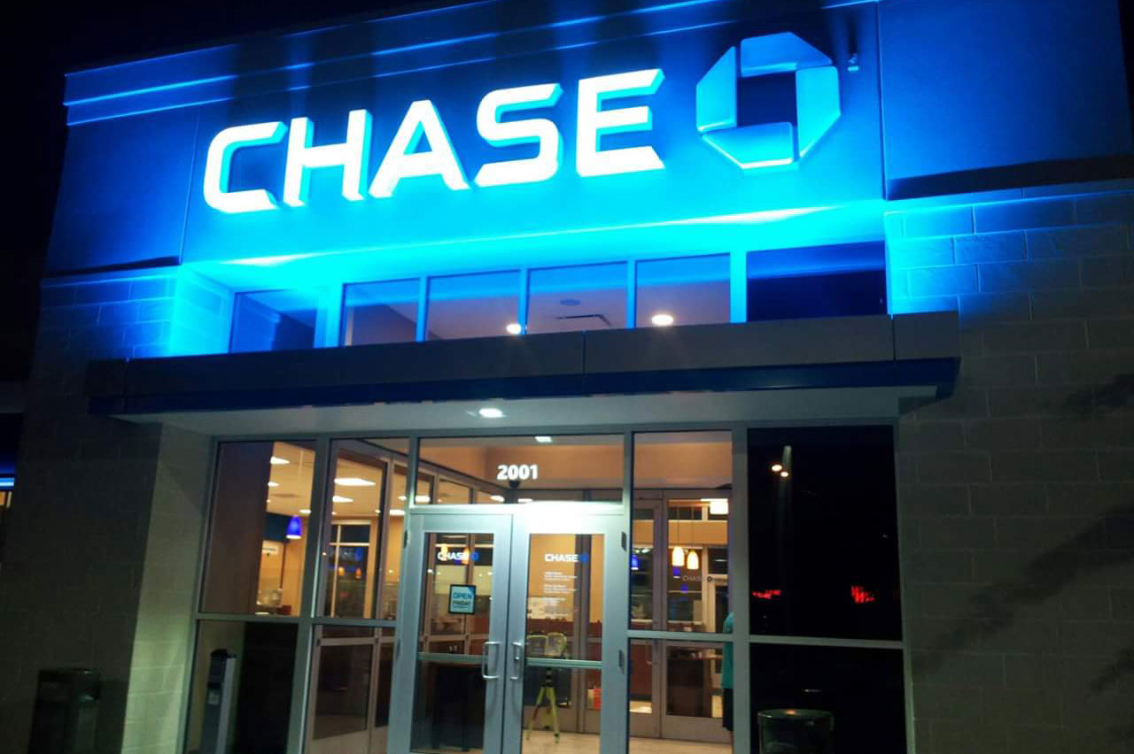 Pro Service Contractors Commercial Construction - Chase Bank