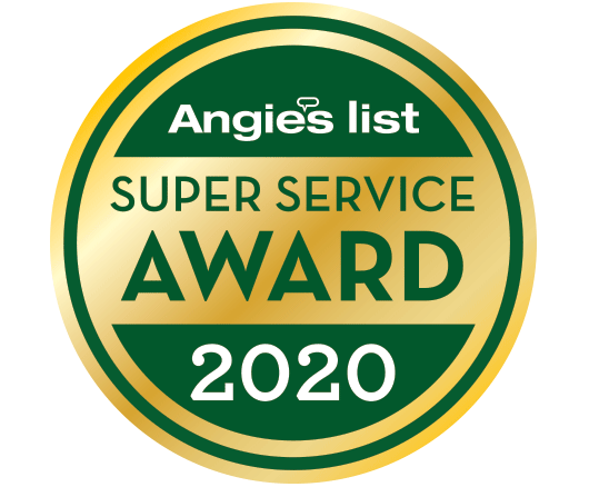 Pro services contractors LLC, Congratulations on winning the 2020 Angie's List Super Service Award!